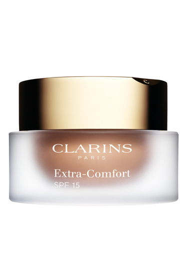 Clarins Extra Comfort Foundation 114 Cappuccino Ten